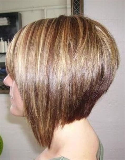 back side bob cut 55 super hot short hairstyles 2017 layers cool colors