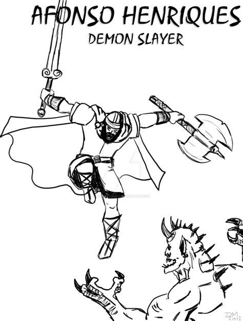 Afonso Henriques Demon Slayer by prometheus31 on DeviantArt