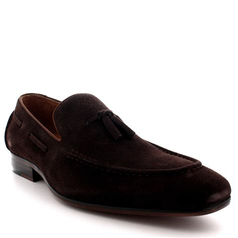 moccasins and loafers mens queensbury loafer moccasin real leather tassel
