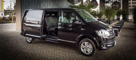 vw minivan vw minivan t6 european limousine
