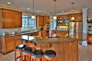 big kitchen island designs carole s 187 gig harbor wa salt waterfront home at