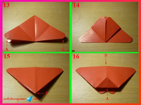 tutorial membuat kupu kupu dari kertas origami tutorial origami kupu kupu choice image craft decoration