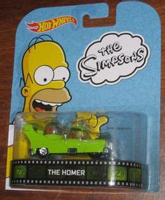 Wheels The Simpsons The Homer diecast fans on wheels tow truck and trucks