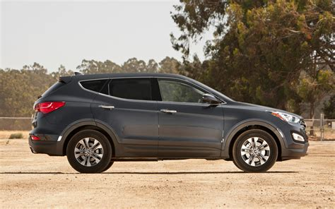 Santa Fe Hyundai 2013 by 2013 Hyundai Santa Fe Sport Test Photo Gallery