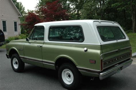 1968 1972 blazers for sale autos post