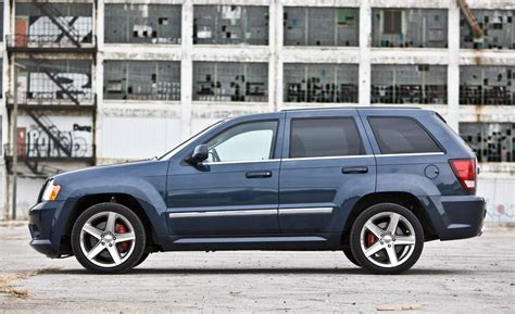 jeep srt 2010 car and driver