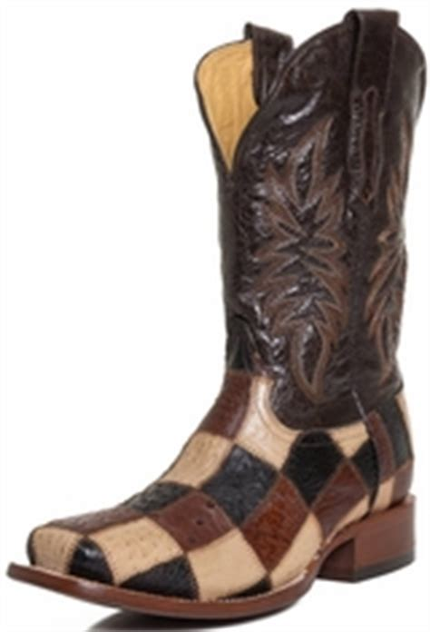 Corral Patchwork Boots - s cowboy boots western shoes and work boots