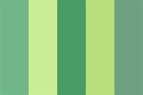 in colors envy color palette