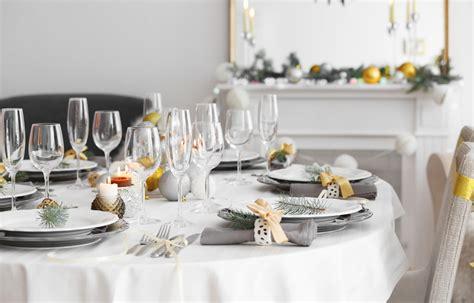 la tavola di natale decorazioni per la tavola di natale le idee diredonna