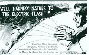 Wireless Electricity Nikola Tesla Tesla S Electrical Flash