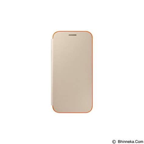Harga Samsung A5 Gold jual samsung neon flip cover for galaxy a5 2017 ef