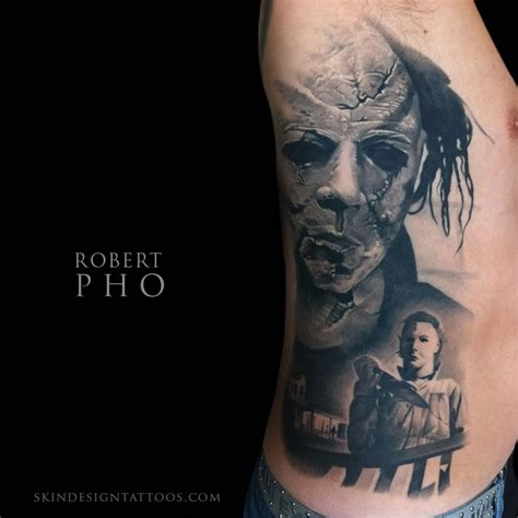 michael myers tattoo designs michael myers carpenter
