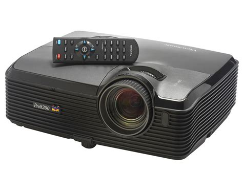 Proyektor Viewsonic Pro6200 Viewsonic Pro8200 Review Expert Reviews