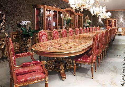 klassische esszimmer stühle mattonelle bagno rosa antico