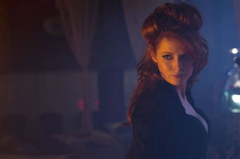 the widow emily beecham into the badlands season 1 prom and stills