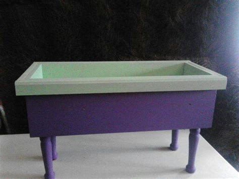 Planter On Legs by Indoor Or Outdoor Planter Boxes On Legs Garden Home