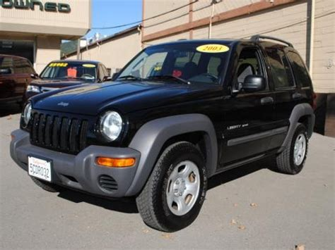 2003 Jeep Liberty Specs 2003 Jeep Liberty Sport Data Info And Specs Gtcarlot