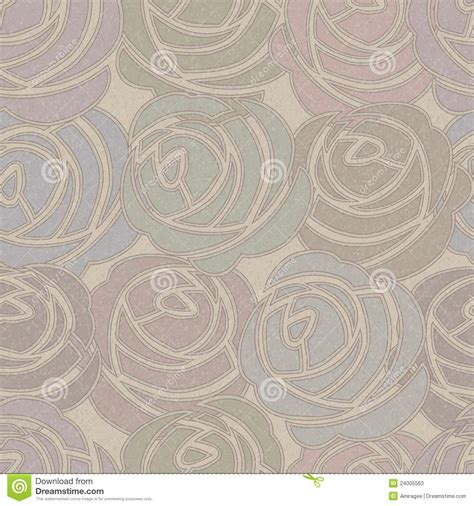 sentence pattern for this rose looks beautiful seamless pattern with beautiful roses on pastel colors