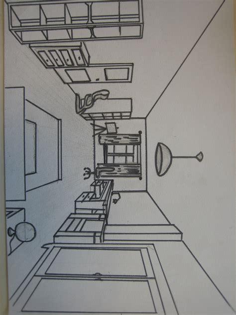 chambre en perspective dessin dessin d une chambre en perspective 5 janvier 2010 site