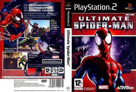 I M U R A N car 225 tula de ultimate spider para ps2 caratulas