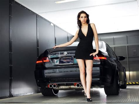girl s girl with car hd wallpaper car wallpapers