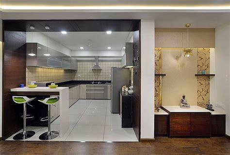 wall decor vadodara gujarat chirag shah sle flat at vadodara bedroom kitchen