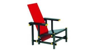 fauteuil et bleu par gerrit rietveld