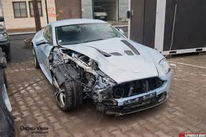 Aston Martin Crash Car Crash Aston Martin Car Crash