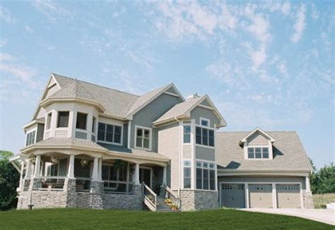 custom country homes custom country home westridge builders milwaukee and