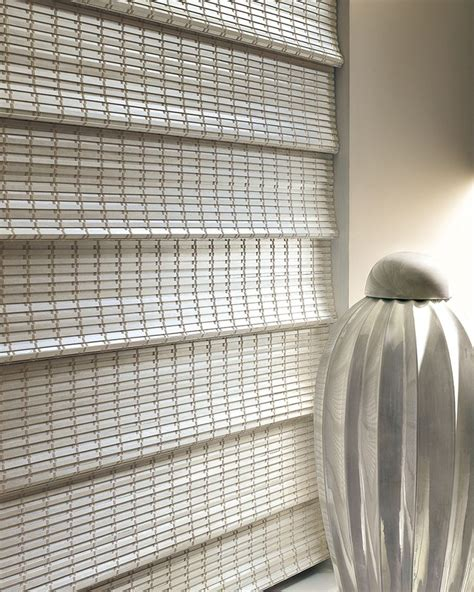Douglas Provenance Woven Wood Shades Create A Sophisticated And Calming Ambiance With White
