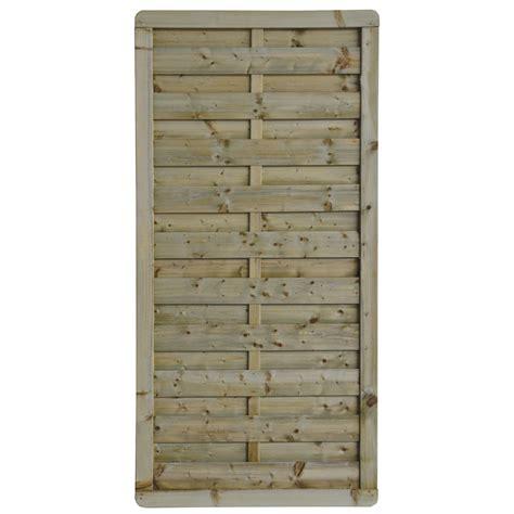 panneau en bois droit occultant l 90 x h 180 cm naturel leroy merlin