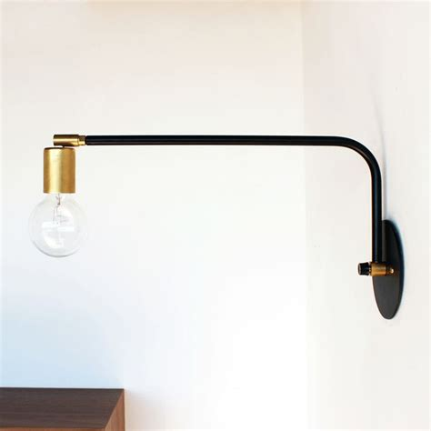 Swing Arm Wall Sconce Hardwired Next Table Ls Hton Bay Lighting Wall Sconces Oregonuforeview