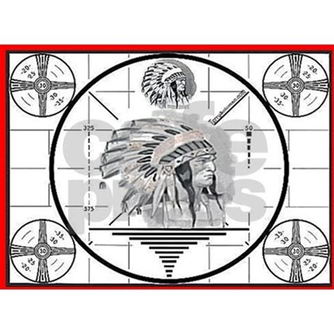 test pattern indian tv test pattern indian chief mini button jpg height 460