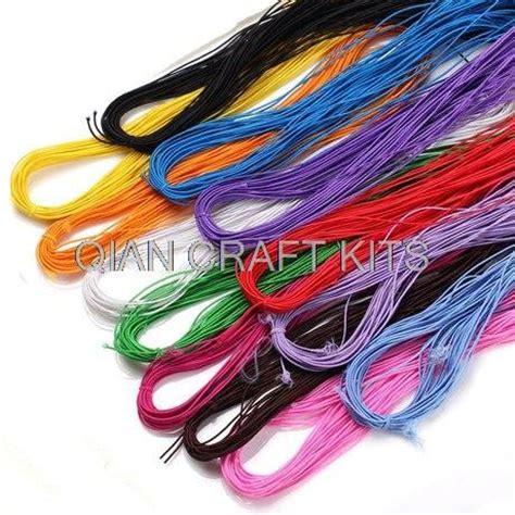 Tali Kain Elastis buy grosir karet gelang dengan tali from china