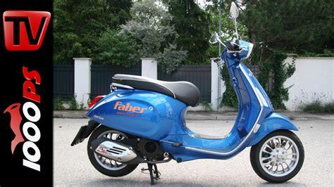 125er Motorrad Test 2013 by 2015 Vespa Sprint S 125 Test 125er Roller Testserie