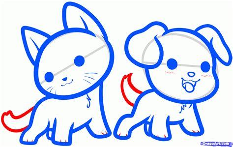 how to draw animals how to draw kawaii animals step by step anime animals