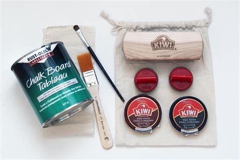 diy shoe kit diy father s day shoe shine kit my secrets