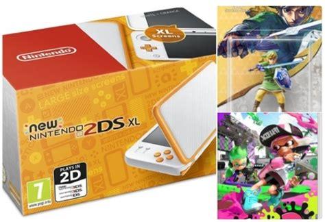 Nintendo New 2ds Xl Console Black Turquoise Bonus 1 news nintendo 2017 pre orders incl ultra sun