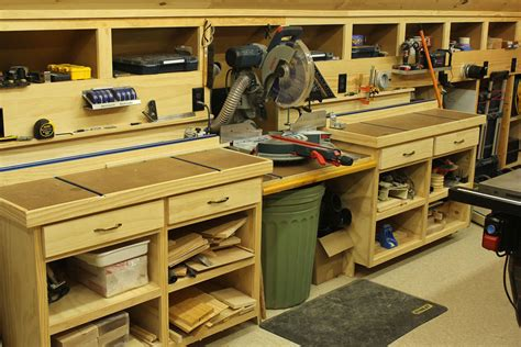 Setting Up A Woodworking Shop In A Garage by Todd Fratzel Tool Crave