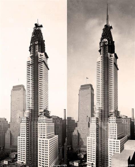 chrysler building spire interior www imgkid the