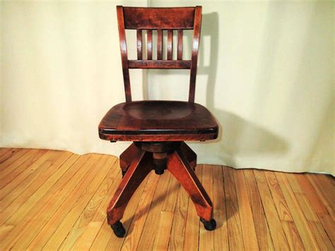 antique wooden desk chair antique wood desk chair hostgarcia