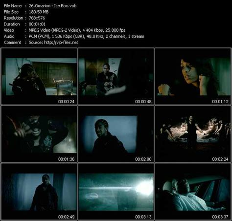 o free mp download omarion omarion ice box download high quality video vob