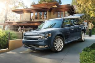 Ford Fles 2017 Ford Flex Reviews And Rating Motor Trend