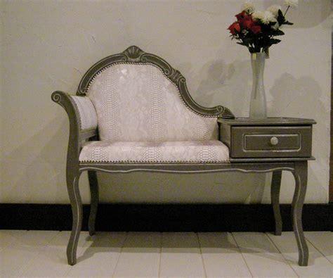 meuble de telephone meuble t 233 l 233 phone vintage relook 233 meubles et rangements par atelier dhorus