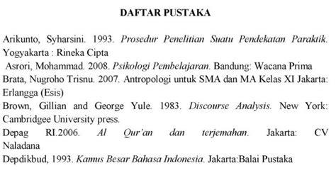 contoh daftar pustaka jurnal yang dibukukan j k a t l v 10 contoh daftar pustaka beserta cara menulis membuat