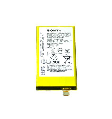 Batre Battery Sony Xperia Z5 Original battery original for sony xperia z5 compact e5803 xa