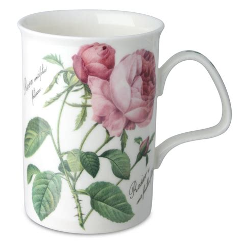 Roy Kirkham   Redoute Rose Centifolia Mug