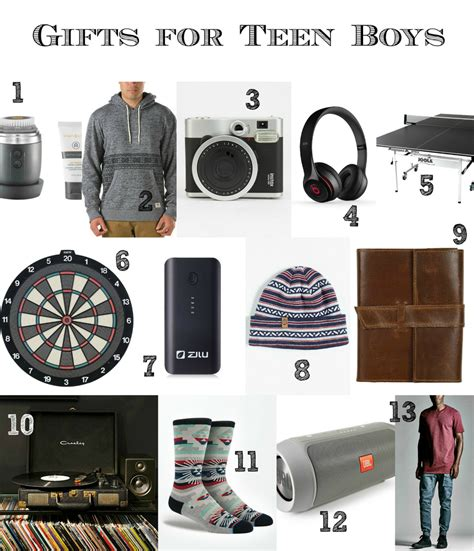 last minute gift ideas for teen boys and men that don t