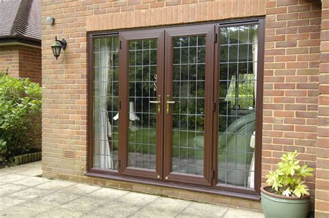 Patio Door Styles Doors In A Range Of Colours Styles Sheerwater Glass