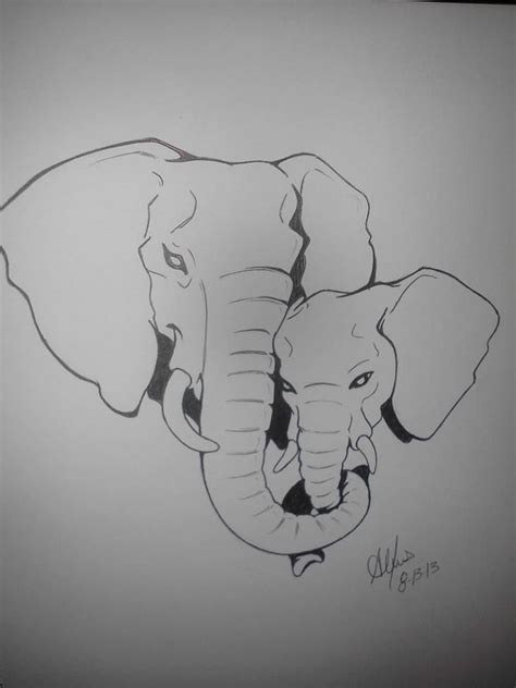 mom and baby elephant tattoo and baby elephant designs tattoos book